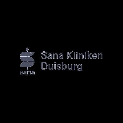 Sana Duisburg Logo
