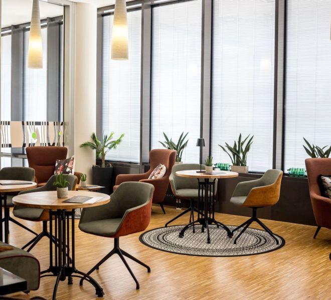 Sitzplätze im Kannelloni in Wien