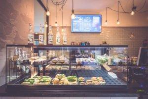 Theke Kannelloni Fresh Shop in der Medizinischen Hochschule Hannover
