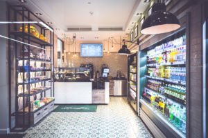Gesamtansicht Kannelloni Fresh Shop in der Medizinischen Hochschule Hannover