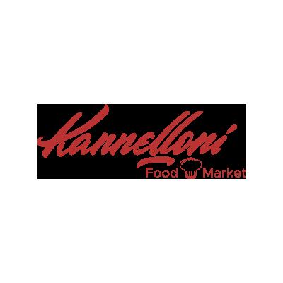 Kannelloni Food Market Logo