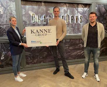 Marie Cordes, Henrik Kanne, Benjamin Wehmeyer (v.l.)